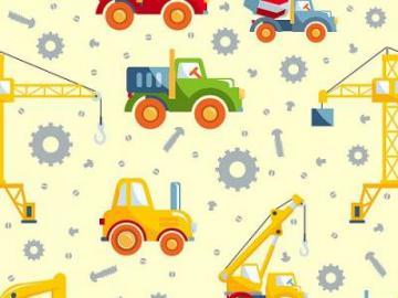 machines for children - tractor tipper machine for children