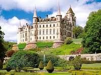 Замъкът Дънробин.