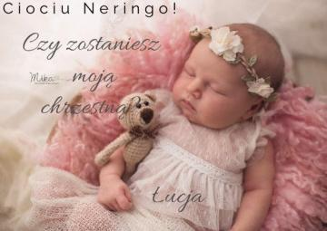 Lucja for Auntie - For Ciocia Neny! Invitation request