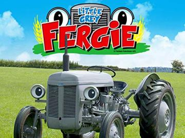 fergie tractor - fergie tractor from a fairy tale