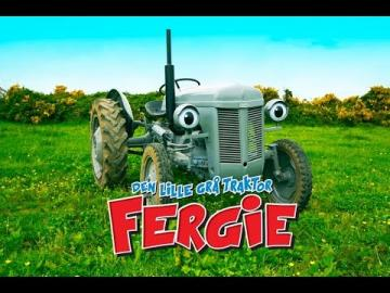 fergie for the 8th time - fergie tractor from a fairy tale