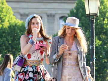 Blair and Serena - The relationship between Blair and Serena, also known as B and S, is the relationship between the he