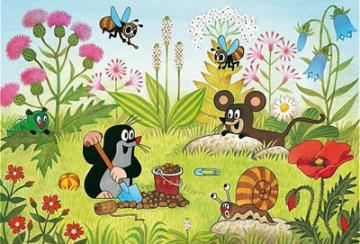 mole and friends - mole and friends ..