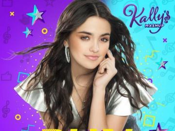 Maia reficco - Ella vino al proyecto Nickelodeon, Kally's Mashup gracias a Claudia Brant y la red social Insta