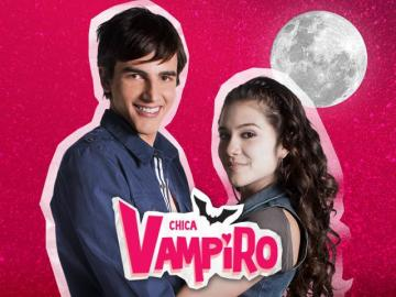 Chica Vampiro. Vampiro adolescente - Chica Vampiro. Vampiro adolescente: una telenovela colombiana para jóvenes creada por Marcel Citter