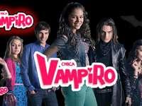 Chica Vampiro. Έφηβος βαμπίρ - Chica Vampiro. Teen vampire - Κολομβιανή σαπουνόπερα για νέους που �