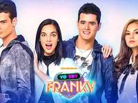 Είμαι Φράνκι - Είμαι ο Franky - μια κολομβιανή σαπουνόπερα που δημιουργή�