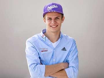 Andreas Wellinger - saltador de esquí alemán, - Andreas Wellinger - saltador de esquí alemán, representante del club SC Ruhpolding, miembro de la