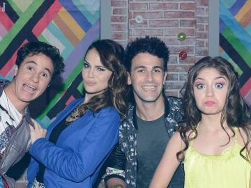 Soja Luna - Soy Luna - eine argentinische Telenovela, die am 16. März 2016 auf den Bildschirmen erschien. Der P