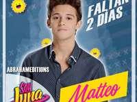 Matteo Balsano - Matteo Balsano - jeden z głównych bohaterów serialu serialu, syn włoskiego dyplomaty i uczeń Bl
