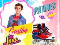 Gastón Perida - Το Gastón είναι ένα ωραίο και ωραίο αγόρι. Προσπαθεί πάντ�