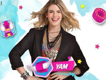 Yamila Sanchez - Das Mädchen ist freundlich, nett und freundlich. Sie hat keine Angst und hat keine Schwierigkeiten,