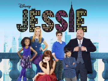 Jessie ♥ - Jessie, une adolescente du Texas, arrive à New York, où elle devient accidentellement une nounou d