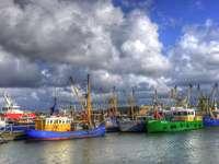 Halászkikötő