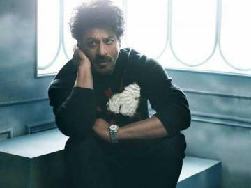 Shah Rukh Khan - Shah Rukh Khan bei der Fotosession