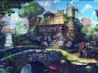 A fantasy house - To m house a house is a house because the house is a house house