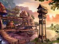 Fantasy house 3 - The house is a house because the house is the house is the house because the house