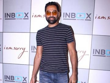 Abhay Deol - Handsome Abhay Deol at the gala