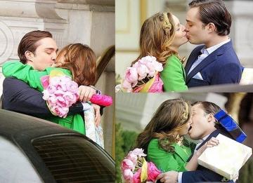 blair and chuck - blair and chuck from the gossip girl
