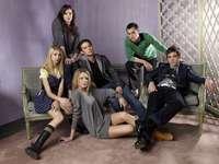 gossip Girl - Gossip Girl - Amerikansk ungdomsserie baserad på den nya serien med samma titel av Cecily von Ziege