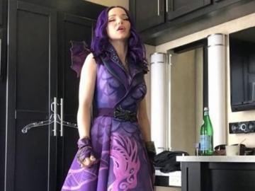Mal Berta - Mal Berta - eine der Hauptfiguren der Nachfolgeserie, Diabolinas Tochter Lady of Darkness, gilt als