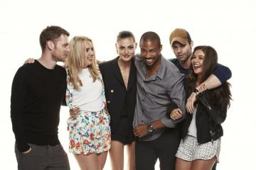 The Originals - The Originals - an American spin-off of the Vampire Diaries series. It tells the story of the origin