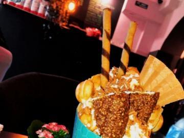 Choco&Latte - Ułóż gofra MAXI KING