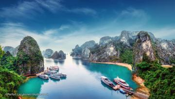 Amazing Vietnam - Vietnam, the Socialist Republic of Vietnam is a country in Southeast Asia, located on the Indochina