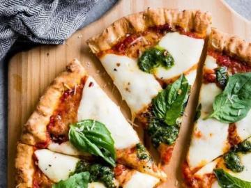 Pizza favorita - ¿El plato favorito de la gente? Pizza!