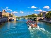 круиз по Сена