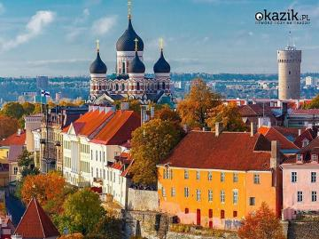 Widok na Sztokholm - Widok miasta Sztokholm