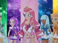 LoliRock - des princesses comme Iris Talia Auriana Carissa Lyna
