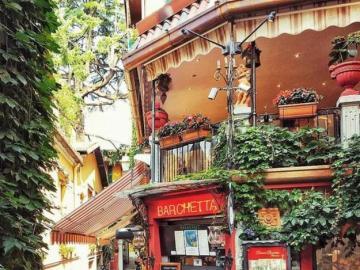 Cafeteria - Ein kleines Pariser Café