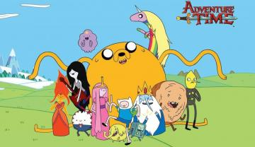Adventure Time - it's time for a marcelina adventure