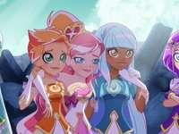 princesses de LoliRock - princesses de LoliRock Iris Talia Auriana Lyna Carissa
