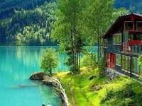 Een fantastisch uitzicht - Vakantie, vakantie, vrije tijd, bezienswaardigheden bekijken