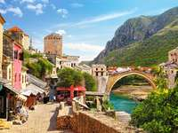 Ponte a Mostar.