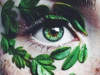 Olho do artista