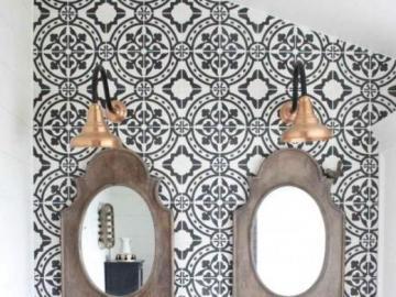 Marokańska łazienka - Marokańska łazienka