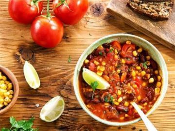 Pyszna zupa meksykańska - Pikantna zupa meksykańska