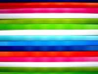 mozaikrejtvény - színes puzzle