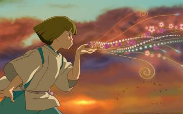 Haku od Spirited away - Haku od Spirited away
