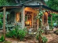 Una pequeña casa con encanto