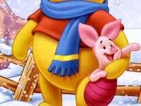 Winnie the Pooh - Winnie the Pooh und Ferkel