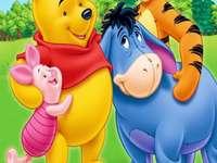 Winnie the Pooh - puh puh und freunde