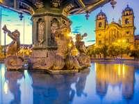 Перуански вибрации, чешма