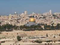 Golden Mosque on the hill in Jerusalem. - golden mosque on the hill in jerusalem.