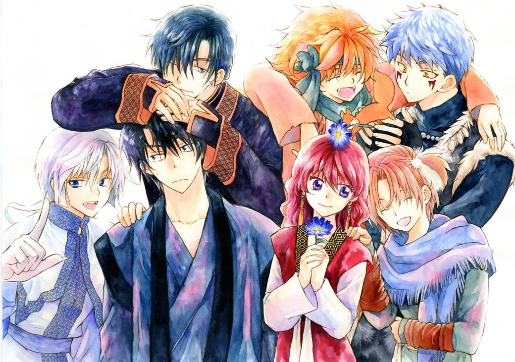 AKATSUKI NO YONA - Play Jigsaw Puzzle for free at Puzzle Factory
