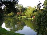 Żelazowa Wola - A walk around the park in Żelazowe Wola