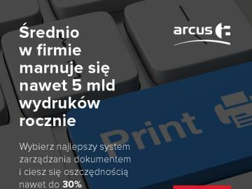 Arcus - Wspieramy efektywność naszych Klientów - KYOCERA Document Solutions jest jednym z wiodących w świecie liderów branży przetwarzania dokume